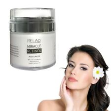 Organic Retinol Moisturizing Vitamin C Face Cream Whitening Anti Aging Wrinkles