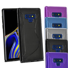 Galaxy Note 9 SM-N960F/DS Case - Gel Case Cover For Samsung Galaxy Note 9+Screen