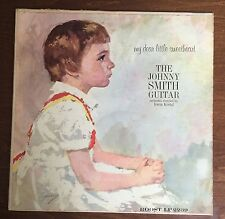 """THE JOHNNY SMITH GUITAR """"MY DEAR LITTLE SWEETHEART"""" RARE WHITE LABEL~ PROMO"""