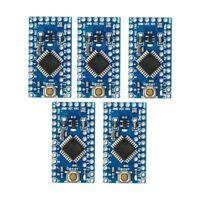 5pc Pro Mini Enhancement ATMEGA328P 16MHz 5V Compatible Arduino PRO Module P3M5