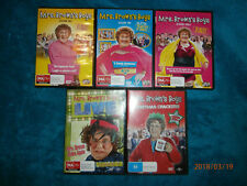 Mrs. Brown's Boys Seasons 1 2 3 Live & Christmas Crackers (5x DVDs) TV comedy