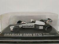 1/43 BRABHAM BMW BT52 F1 FORMULA 1 1983 NELSON PIQUET IXO ESCALA SCALE DIECAST