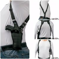 """Vertical Carry Shoulder Holster Checkerboard Pattern Fits 1911 Pistols 4"""" - 5"""""""
