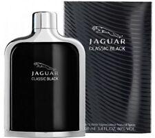 Jaguar Classic Black Cologne Men Perfume EDT Spray 3.4 oz 100ml New in Box