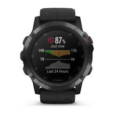 Orologio Garmin FENIX 5X PLUS Sapphire Smartwatch Nero Music 51mm 010-01989-01
