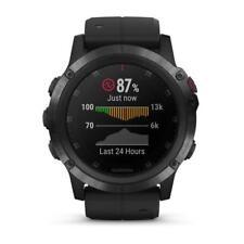 Orologio Garmin FENIX 5X PLUS Sapphire Smartwatch Nero Music 51mm 010-01989-01