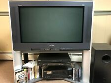 Sony Kv-34Xbr910 Crt 1018i Hdtv Flat Screen Crt Sony's Best Picture Tube