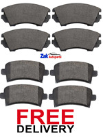 FOR VAUXHALL INSIGNIA 1.2 2.0 CDTi 2008- FRONT & REAR BRAKE PADS SET *NEW*