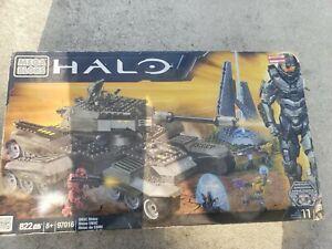 Mega Bloks HALO 97016 UNSC RHINO Battle TANK