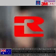 RedLine BMX sticker 10 cm  x 7 cm