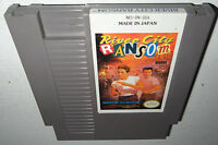EX COND Nintendo NES Game RIVER CITY RANSOM Tested, Cleaned, Authentic, Works!