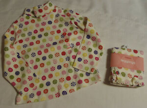 Gymboree Candy Shoppe 2T Leggings Shirt Set NWT