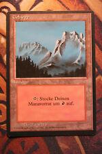 Mountain-Gebirge  (Version 2) (Foreign Black Bordered) FBB EX