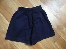Boys PE shorts. 7 years