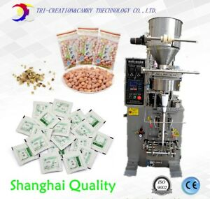 granule packaging machine,sachet pillow sealing machine,particle filling andseal