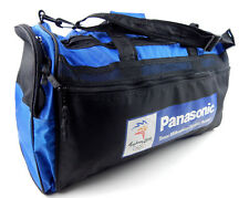 Panasonic Sydney 2000 Olympics blue black Duffle / Gym Bag Excellent Condition