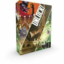 UNLOCK! TIMELESS ADVENTURES Board Game New