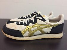 Vintage 70/80's Asics Tiger Runners Shoes Sz 10.5 Women/ Sz 9 Men