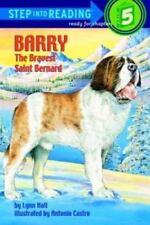 Barry the Bravest St Bernard-ExLibrary
