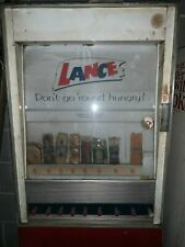 Vintage Lance Cracker Vending Machine