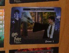 Harry Potter Prisoner Of Azkaban Filmcardz - P2 San Diego Comic Con Promo Card
