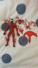 Marvel Legends Carnage (Venompool Wave) + Extra Heads + Extra Arms