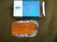 NOS FORD 77-82 COURIER Truck Front Fender Side Marker Orange Light Lens