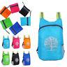 Foldable Travel Backpack Men Women Nylon Multifunction Outdoor School Bag