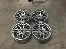 "19"" ruedas de estilo CSL cóncava Hyper Silver BMW 5x120 F10 F11 F12 F13 5 6 Series"