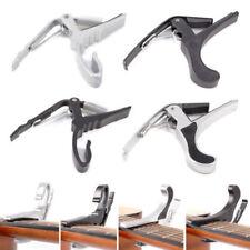 Capotasti mobili nero universale per chitarre e bassi