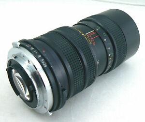 Vivitar (Kino Precision ) 70-150mm f3.8 Macro Zoom Olympus Tested and working.
