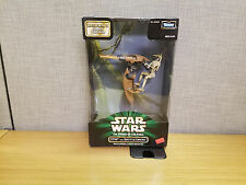 Star Wars Power of the Force Episode I Sneak Preview Stap and Battle Droid, New!