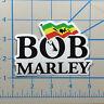 """Bob Marley 5"""" White Vinyl Decal Sticker BOGO"""