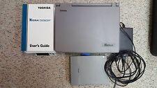 Toshiba Tecra 730XCDT Notebook/Laptop with Windows 98