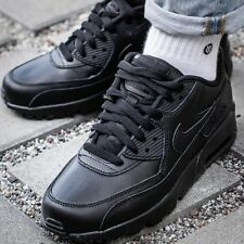NIKE AIR MAX 90 LTR Unisex Damen Kinder Sneaker Turnschuhe Black Top 833412-001