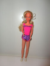 BARBIE-SUPER TEEN SKIPPER 1978 con outfit originale-BUONO STATO