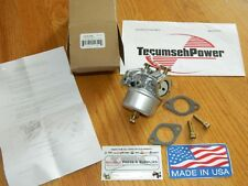 631304B GENUINE Tecumseh HH100 carburetor w/fuel line Bolens  Sears Suburban USA