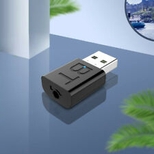 Bluetooth 5.0 Sender Empfänger 2 In 1 USB Adapter für TV PC Autolautsprecher
