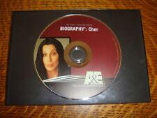 BIOGRAPHY CHER A&E EMMY DVD Greg Allman Sonny & Cher