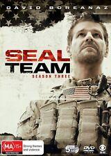 Seal Team Season 3 Australian Release Region 4 &
