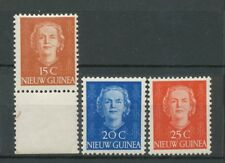 Nederlands Nieuw Guinea 10 - 12 postfris (1)