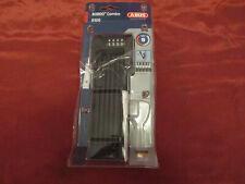 Abus Bordo 6100 Folding Combination Lock 90cm  Black Bike Security