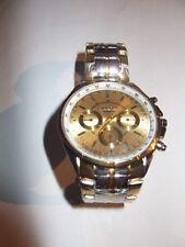 Neu - Sportlich, Unisex-Quartz Armbanduhr mit Edelstahlarmband von Rosra
