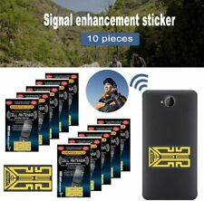 20Pcs Mobile Phone Signal Enhancement Antenna Booster Safeguard Stickers