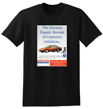 1995 DAEWOO ESPERO AD TSHIRT VARIOUS SIZES