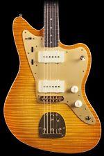 Fender Custom Shop Limited Custom Deluxe Jazzmaster Honey Blonde (598)