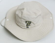 e059d39505c2f Florida International Panthers Putty Safari Hat By adidas