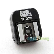 Pixel TF-325 Sony TTL Flash Hot Shoe Converter to PC Sync Socket Convert Adapter