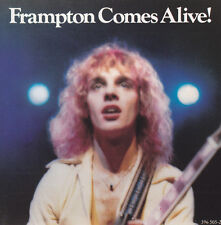 PETER FRAMPTON - CD - FRAMPTON COMES ALIVE !