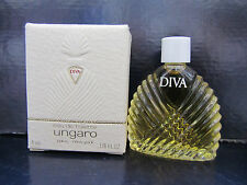 Diva by Emanuel Ungaro Perfume Women 1/8 oz Eau de Toilette Splash Mini